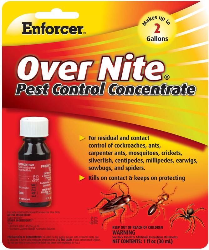 ONC1 OVERNITE PEST CONTROL