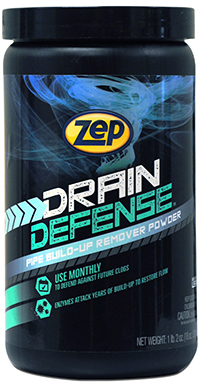 ZDC16 18OZ DRAIN BUILD UP REMOVER