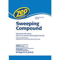 Amrep MNSWEEP50 Floor Sweeping Compound, 50 lb, Bag, Light Pink, Moist Solid