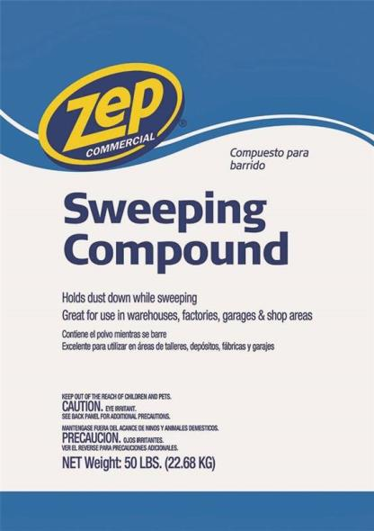 Amrep HDSWEEP50 Floor Sweeping Compound, 50 lb, Bag, Pink, Solid, Powder Mix