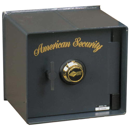 "AMSEC SUPERBRUTE ""B"" RATE RECTANGULAR DOOR FLOOR SAFE"