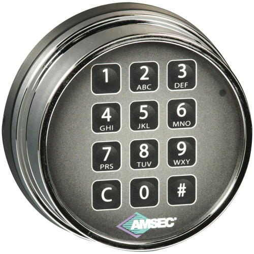 AMSEC ESL10XL ELECTRONIC LOCK RETRO FIT KIT