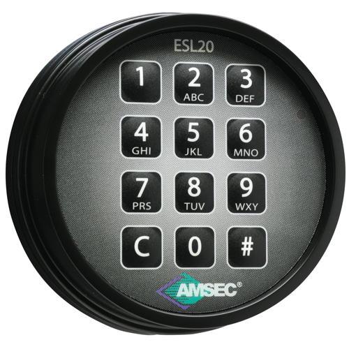 AMSEC ESL20XL ELECTRONIC LOCK RETRO FIT KIT