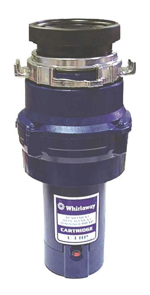 WHIRLAWAY 291AP GARBAGE DISPOSAL 1/2HP
