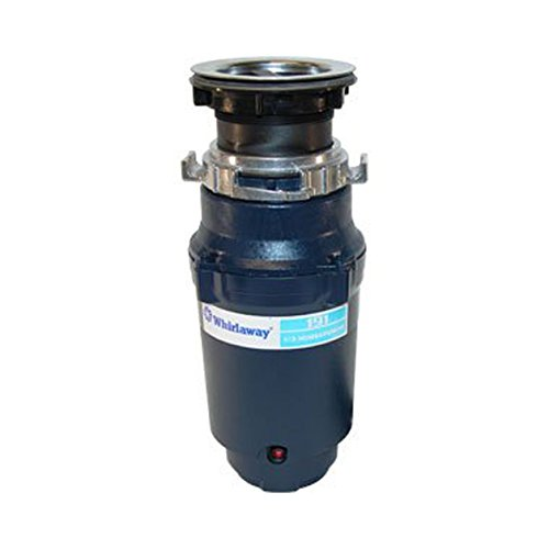 1/3 HP Whirlaway Builder EZ-Mount Garbage Disposal