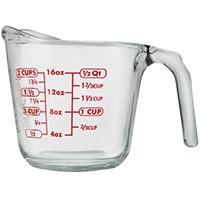 CUP MEASURING 2 CUP