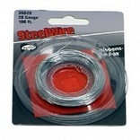 123117 28GA 100 FT. GALV WIRE