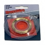 123120 28GA 75 FT. BRASS WIRE