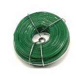 122046 250 FT. GREEN TWIST WIRE