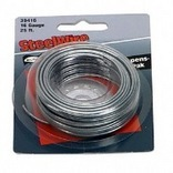 123130 16GA 25 FT. GALV WIRE