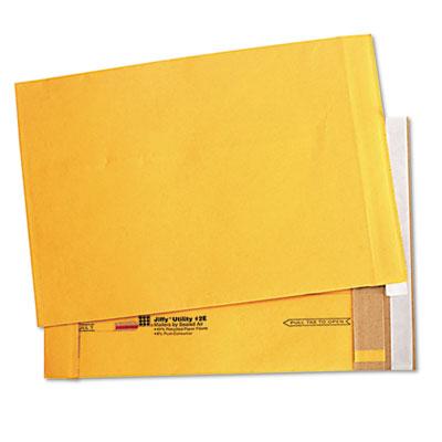 Utility Self Seal Mailer, #2E, 9 x 12, Natural Kraft, 100/Carton