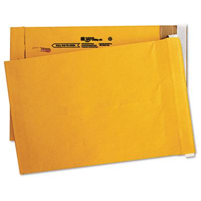Utility Self Seal Mailer, #4, 9 1/2 x 13 1/4, Natural Kraft, 100/Carton