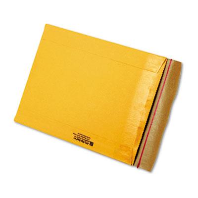 Jiffy Rigi Bag Mailer, #4, 9 1/2 x 13, Natural Kraft, 200/Carton