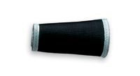 "Ansell 8"" Black Cane Mesh Sleeve With Velcro+ Closures"