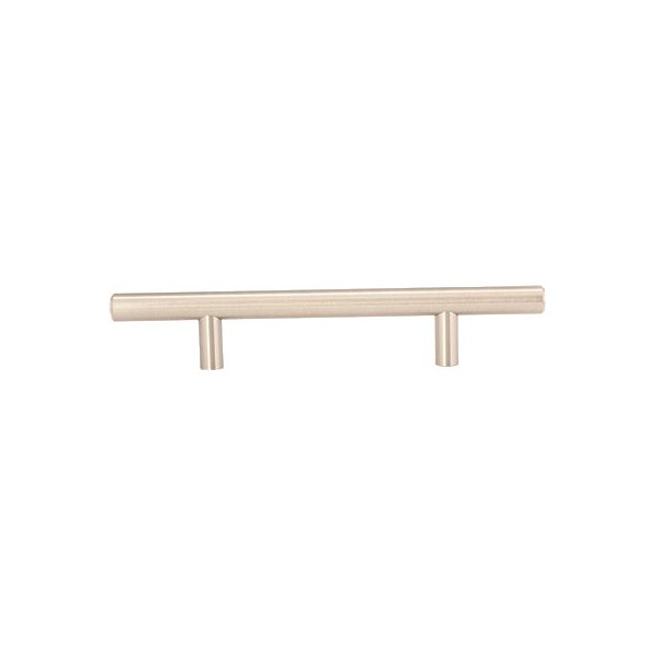 ANVIL MARK� CABINET PULL, 7 IN., 3-3/4 IN. CENTER TO CENTER, SATIN NICKEL, 25 PER PACK