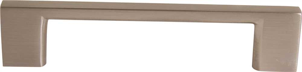 ANVIL MARK� FLAT BAR DECORATIVE DRAWER PULL, 3 IN., SATIN NICKEL, 5 PER PACK