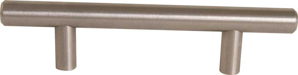 ANVIL MARK� 3 IN. BAR PULL, STAINLESS STEEL, 5 PER PACK