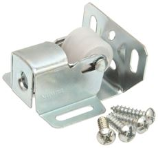 ANVIL MARK� SINGLE ROLLER CABINET CATCH, ZINC, 5 PER PACK