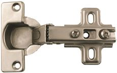 ANVIL MARK� CONCEALED CABINET HINGE, ADJUSTABLE, 2 PER PACK