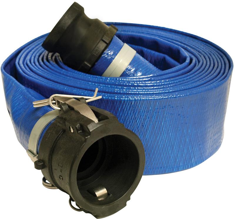 98138044 2 IN. X25 FT. PVC DISC HOSE
