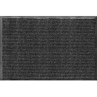 Enviroback AP043-4079E Door Mat, 27 in L x 18 in W, Pepper