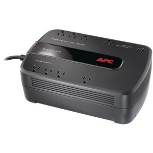 APC BE650G1 BACK-UPS 650 8-OUTLET 650VA SYSTEM