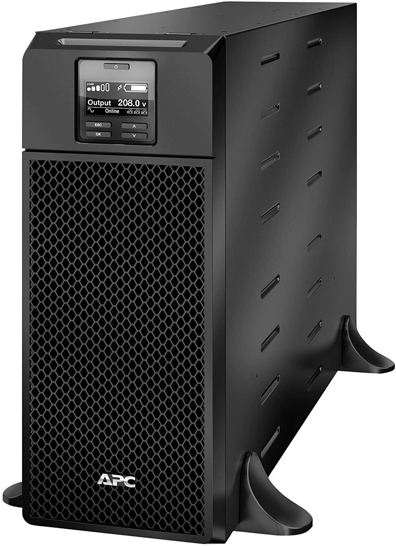 APC Smart-UPS SRT 6000VA 208V UPS SRT6KXLT