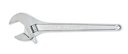Ac218Vs 18 In. Chrome Adjustable Wrench