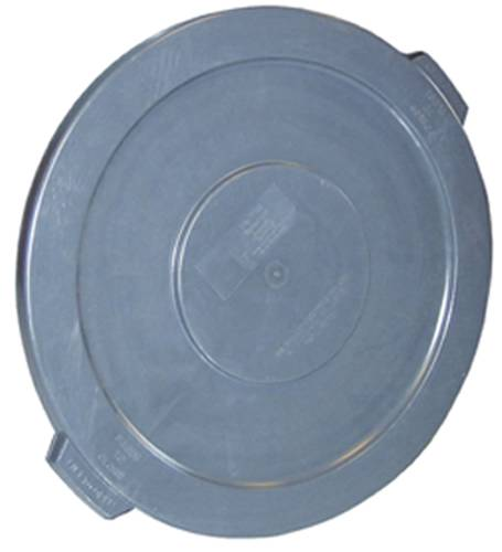 APPEAL TRASH CAN LID FOR 55-GALLON CONTAINERS, GRAY