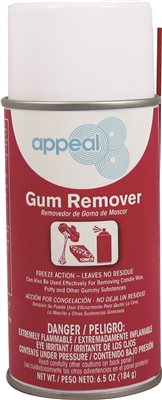 APPEAL� GUM REMOVER, COLORLESS, CHERRY SCENT, 12 OZ.