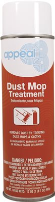 APPEAL� DUST MOP/CLOTH TREATMENT, YELLOW, MILD SCENT, 20 OZ.