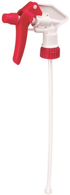 APPEAL� TRIGGER SPRAYER, GENERAL PURPOSE, RED/WHITE, 9.875 IN.