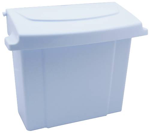 APPEAL SANITARY NAPKIN RECEPTACLE, WHITE