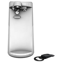 CAN OPENER TALL AUTO-OFF WHITE