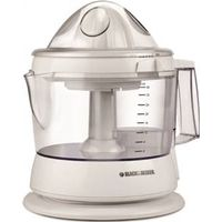 Black & Decker CJ625 Electric Citrus Juicer, 30 W, 120 V, White