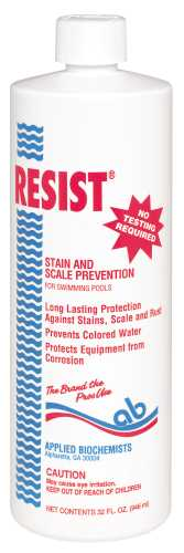 APPLIED BIOCHEMISTS� RESIST� STAIN CONTROL, 1 QUART