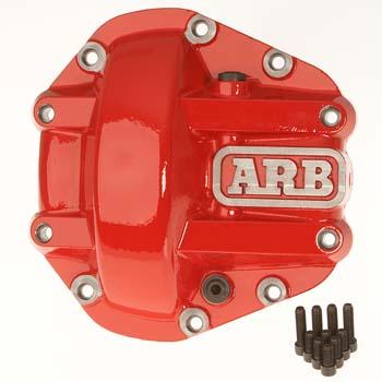 Dana 44 Iron RedCover