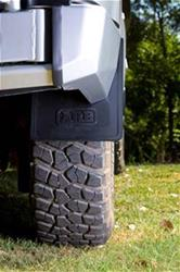 ARB EMBOSSED MUD FLAP