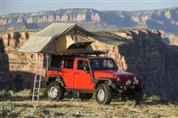 ROOFTOP TENT LADDER