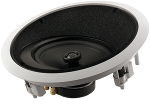 "ARCHITECH AP-815 LCRS 8"" 2-Way Round Angled In-Ceiling LCR Loudspeaker"