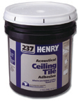 237 1G CEILING TILE ADHESIVE