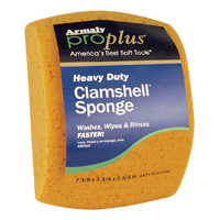 SPONGE UTILITY YELLOW LARGE