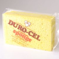 Acme R70 Highly Absorbent Cellulose Sponge, 6-3/4 in L x 4-5/8 in W, 1-3/4 in T, Yellow