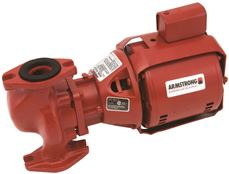 ARMSTRONG S-25MF ALL BRONZE PUMP, 1/12 HP, MAINTENANCE FREE