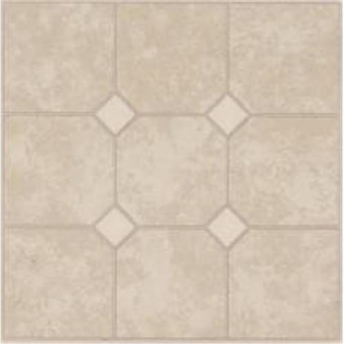 "Armstrong 12""x12"" Units Self-Adhesive Floor Tile, Sand, .045 Gauge"
