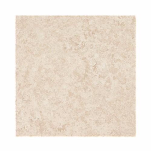 "Armstrong 12""x12"" Caliber Vinyl Self-Adhesive Floor Tile, Creme, .080 Gauge"