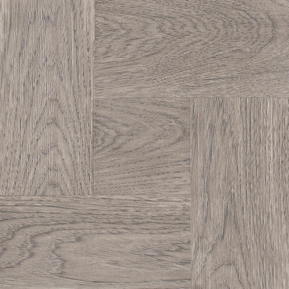 ARMSTRONG PEEL N' STICK TILE 12 IN. X 12 IN. GREY TAUPE WOOD 1.65MM (0.065 IN.) / 45 SQ. FT. PER CASE