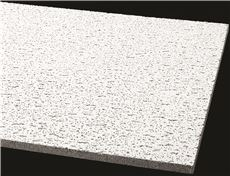 ARMSTRONG� ACOUSTICAL CEILING PANEL 755B FISSURED SQUARE LAY IN, 24X48X5/8 IN., 12 PER CASE