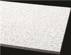 ARMSTRONG� ACOUSTICAL CEILING PANEL 756A FISSURED SQUARE LAY IN, 24X24X5/8 IN., 16 PER CASE