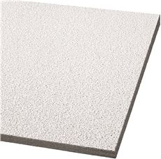 ARMSTRONG� ACOUSTICAL CEILING PANEL 764C GEORGIAN HUMIGUARD PLUS SQUARE LAY IN, 24X24X5/8 IN., 16 PER CASE